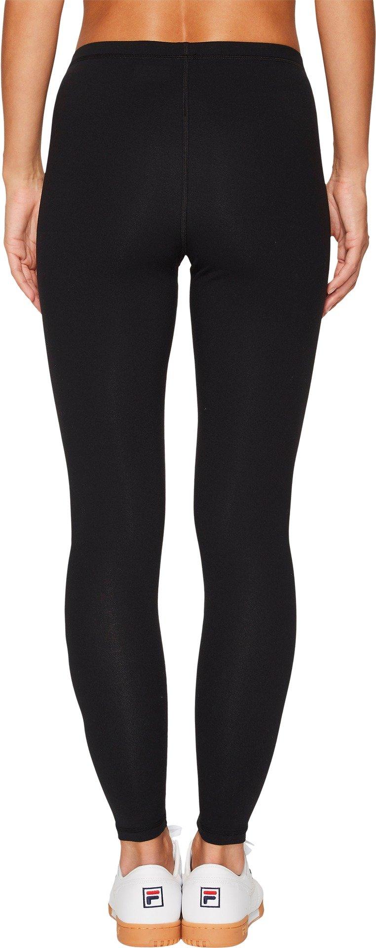 Fila Women's Karlie Tight Pants, Black, S by Fila (Image #2)