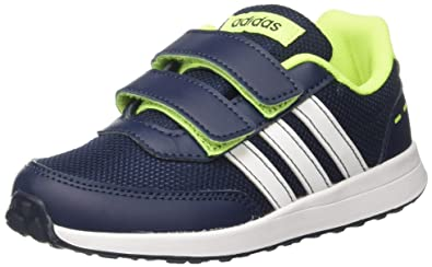 cheap for discount 1b585 afbae adidas Unisex-Kinder Vs Switch 2.0 CMF C Sneakers, Blau (Conavyftwwht