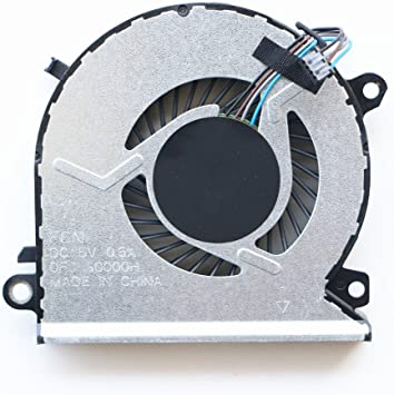 Givwizd Replacement CPU Cooling Fan Compatible HP Pavilion 15-cc020nr 15-cc020tu 15-cc021tu 15-cc023cl 15-cc023na 15-cc023ng 15-cc034cl 15-cc035na 15-cc037na 15-cc037tx 15-cc039na 15-cc040tx
