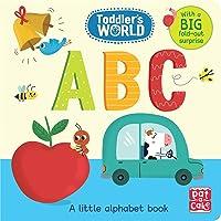 Toddler's World: ABC: A little alphabet book