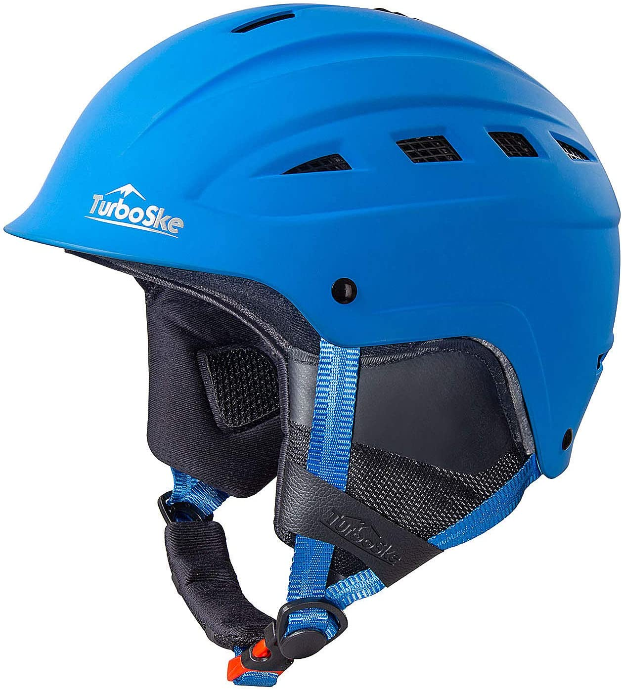 TurboSke Ski Helmet, Snowboard Helmet, Snow Sports Helmet, Audio Compatible for Men Women and Youth : Sports & Outdoors
