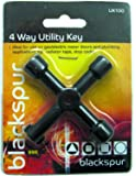 Blackspur BB-UK100 4-Way Utility Key