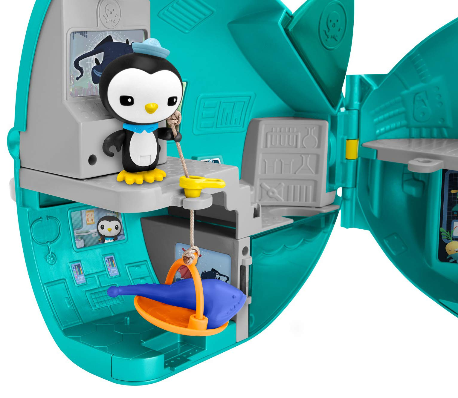Fisher-Price Octonauts Gup-A Megapack [Amazon Exclusive] by Fisher-Price (Image #2)
