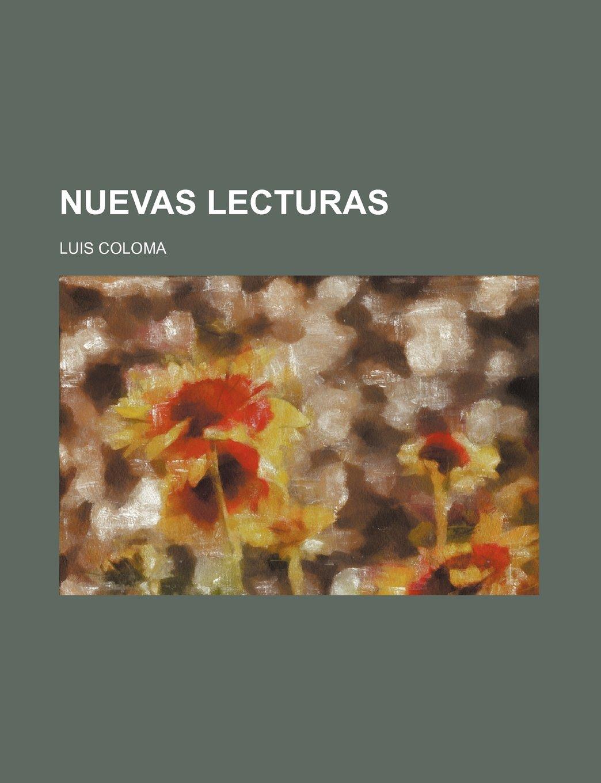 Nuevas Lecturas: Amazon.es: Luis Coloma: Libros