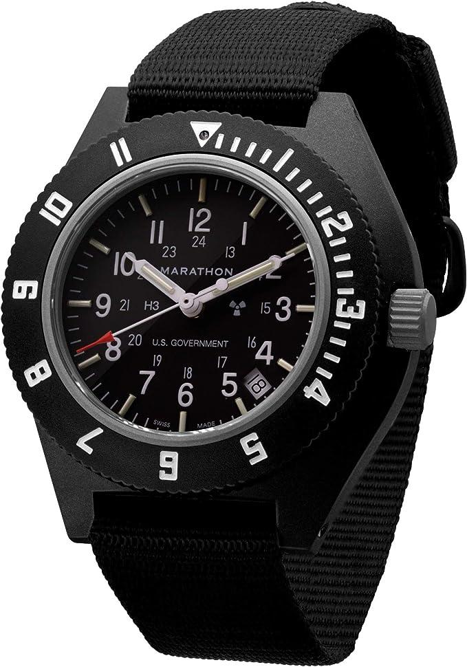 Marathon Watch Navigator Swiss Made Military Issue Pilot's Watch