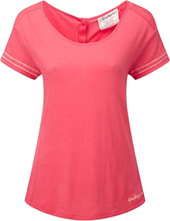 Craghoppers Womens Thea Short Sleeve Tee