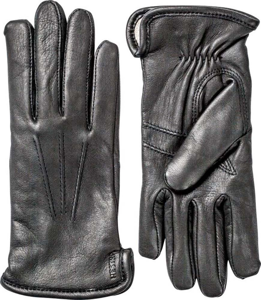 Norman Cold Weather Wool Lined Winter Gloves Hestra Mens Leather Gloves