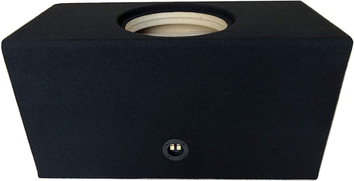 3.0 CU FT Compatible with 1 Sundown X-12 X12 Subwoofer 3 Aeroports Reinforced Custom Ported//Vented Sub Box Subwoofer Enclosure ~ with Plexiglass Window ~ 32 Hz