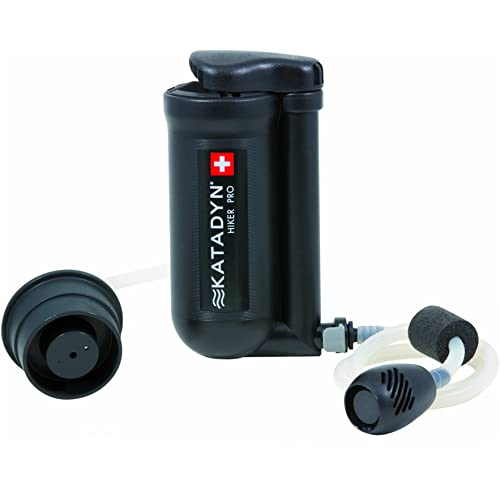 Katadyn BeFree Water purification and Filtration System