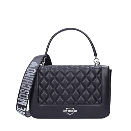 Love Moschino JC4211PP06 Bags Women Black TU  Amazon.co.uk  Luggage 1560d5c4246