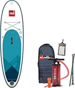 """Red Paddle Unisex's Ride 9'8"""" MSL Sup, Multicolor, One Size"""