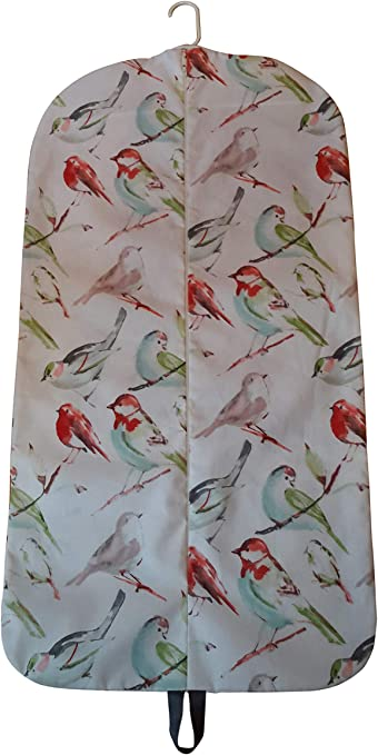 Carry It Well Womens Bird Hanging Garment Bag