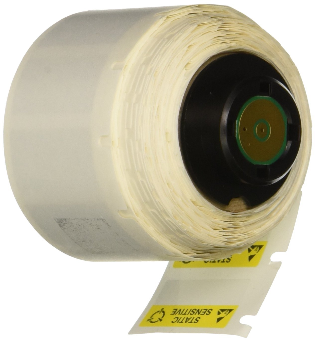 500 Labels per Roll, 1 Roll per Package Legend Static Sensitive Eia Std. 471 And Mil Std. 129J Symbols Black On Yellow Brady PTLSL-17-473 Static Dissipative Polyester Tls2200 // Tls Pc Link Portable Printer Static Awareness Labels