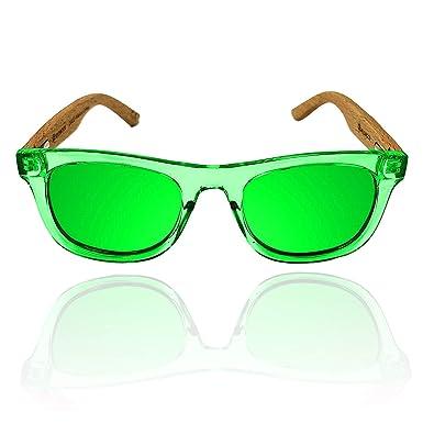 5cc3630eabd Amazon.com  Wildwood Kids Wayfarer Polarized Sunglasses (Ages 4-8 ...