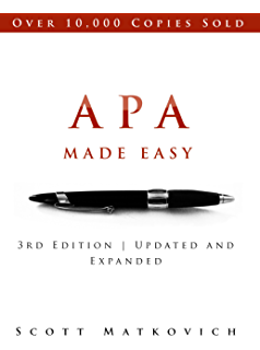 apa six edition