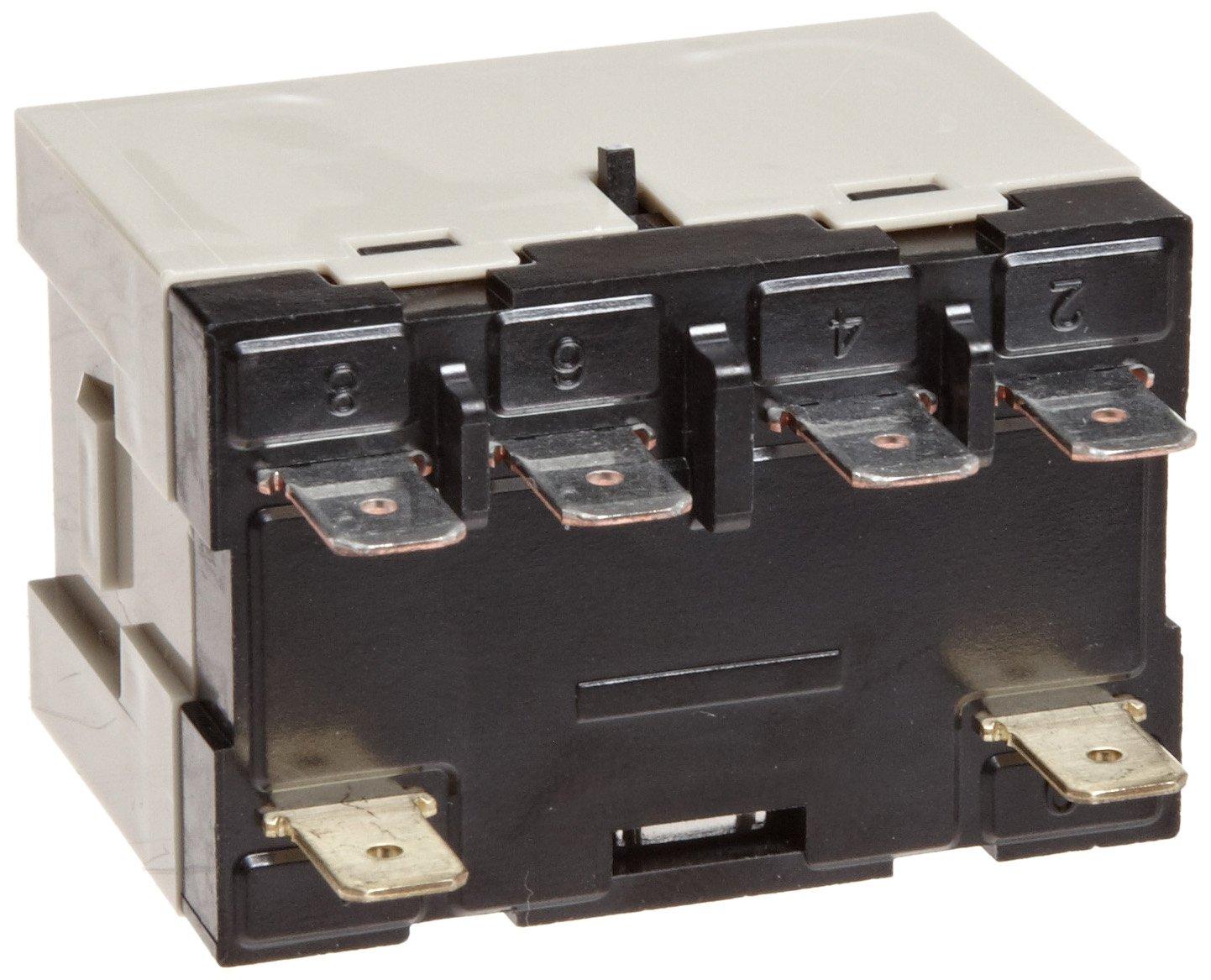 Omron G7l 2a T J Cb Ac100 120 General Purpose Relay With Test Button Hayward Goldline Aqualogic Main Printed Circuit Board Glxpcbmain Class B Insulation Quickconnect Terminal E Bracket Mounting
