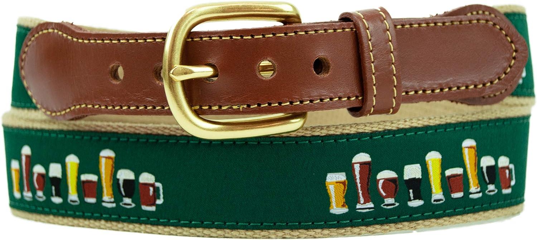 Leather Man Ltd Craft Beer Belt