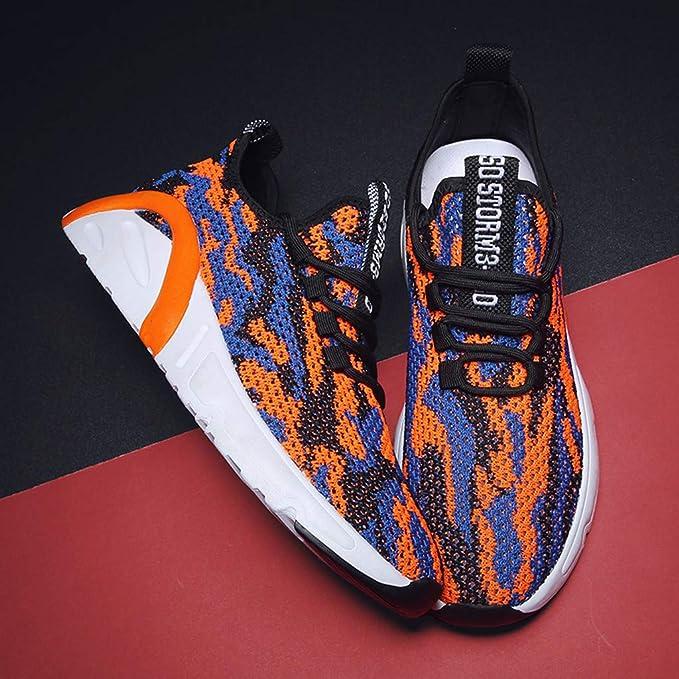 Darringls Zapatos para Hombre, Zapatos Deporte Running Zapatos ...