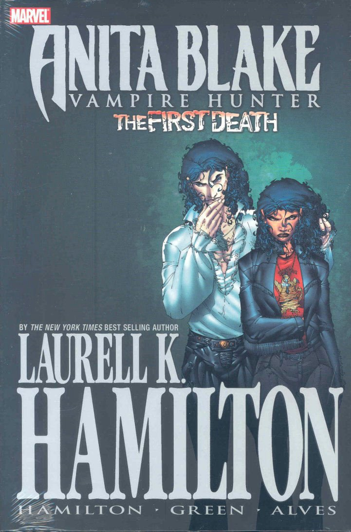 Read Online Anita Blake, Vampire Hunter: The First Death pdf