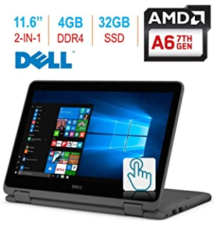 "Amazon.com: 2018 Newest Dell Inspiron 3000 11.6"" 2-in-1 Touchscreen"