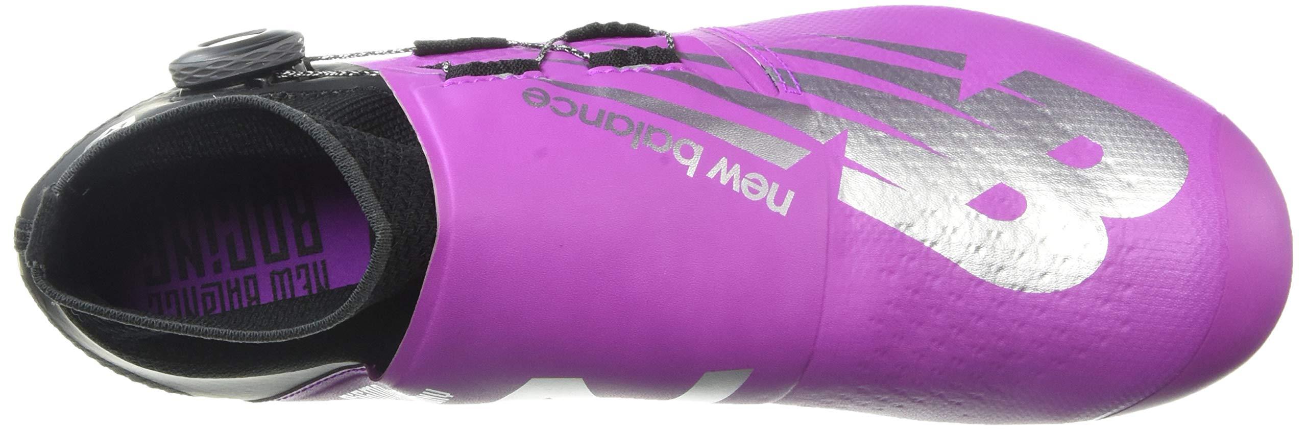 New Balance Men's Sigma Harmony Vazee Track Shoe Voltage Violet/Black 4.5 D US by New Balance (Image #8)