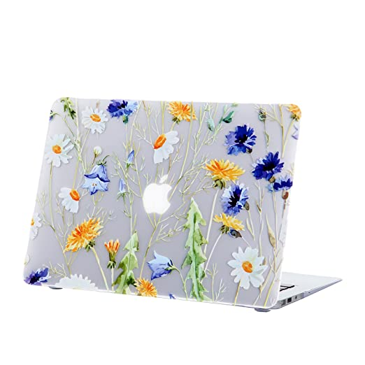 Amazon.com: iDonzon Funda para MacBook con original patrón ...