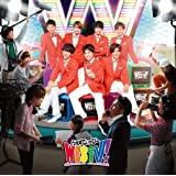 【早期購入特典あり】WESTV!(初回盤)(ミニポスター(B3サイズ)付)