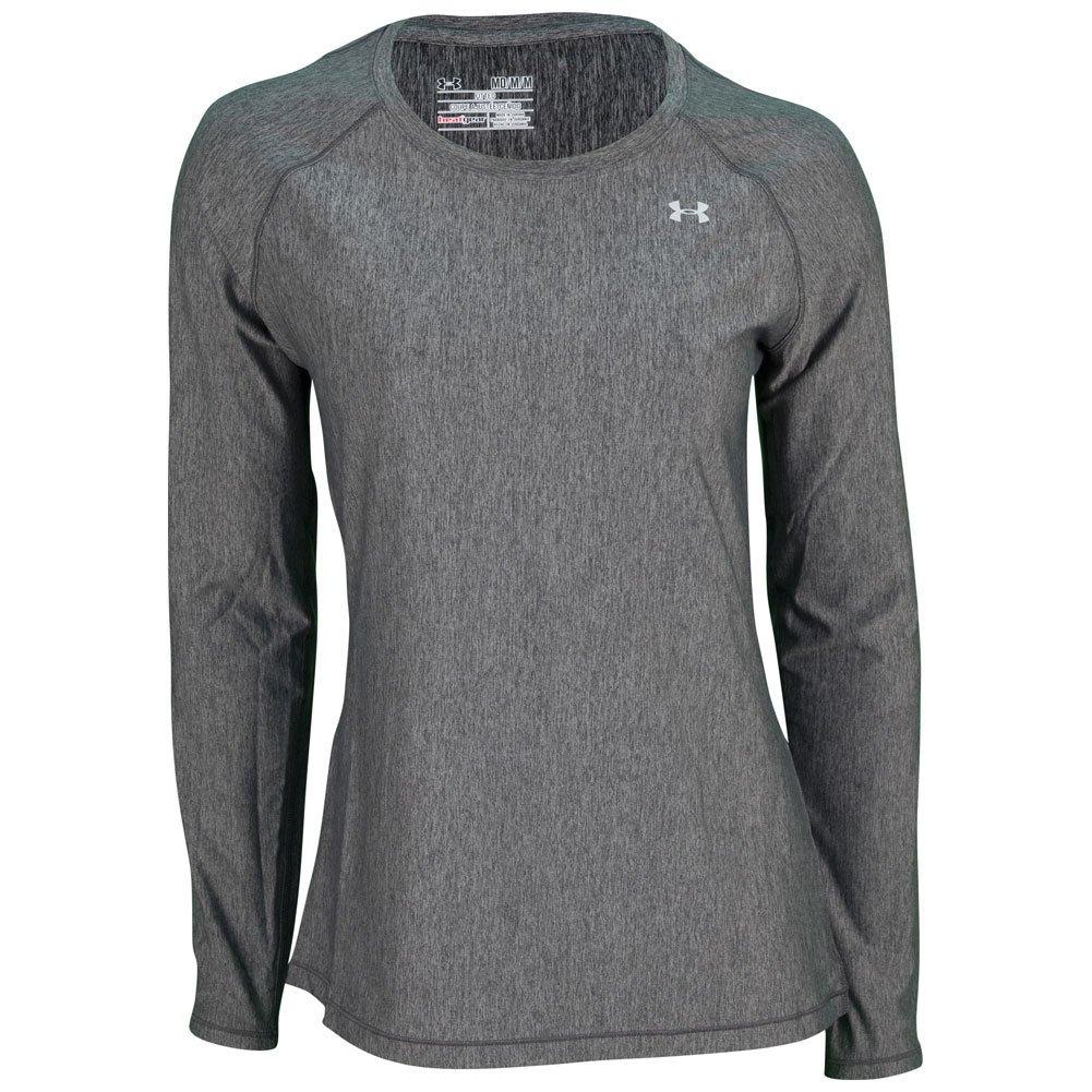 3cb2ebbc93 Amazon.com: Under Armour Women's HeatGear Alpha Long Sleeve Shirt ...