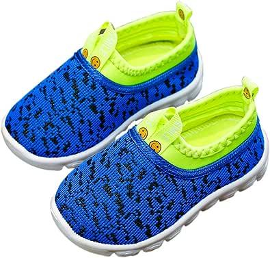 DEBAIJIA Shoes, Plataforma Unisex bebé