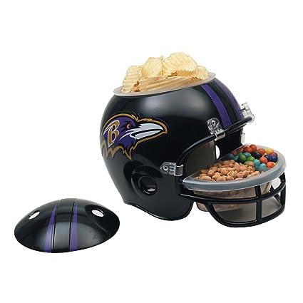 Amazon.com: Snack Casco de los Baltimore Ravens: Sports ...