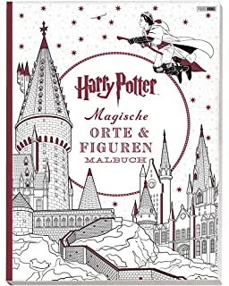 Harry Potter Colouring Book: Amazon.de: J. K. Rowling, J.K. ...