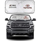 Laminate Material 1 Pack Covercraft UV10606SV Silver UVS 100 Custom Fit Sunscreen for Select Toyota Tacoma Models