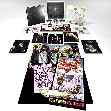 Appetite For Destruction: Guns N Roses, Guns N Roses: Amazon.es: Música