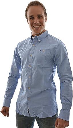 Tommy Hilfiger Georgetown Shirt L/S Camisa para Hombre ...