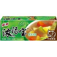 家乐浓汤宝牛肉浓汤口味 128g(4块装)