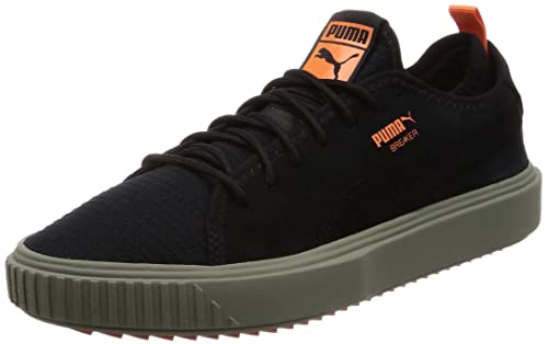 fdeeda98601 Puma Breaker Mesh FOF Shoes Black-Firecracker  Amazon.co.uk  Shoes ...