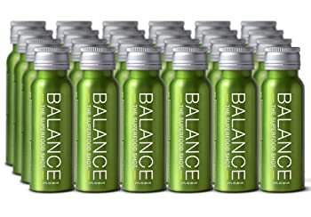 Life Equals Green Superfood Shot Gluten-free Juice Cleanse