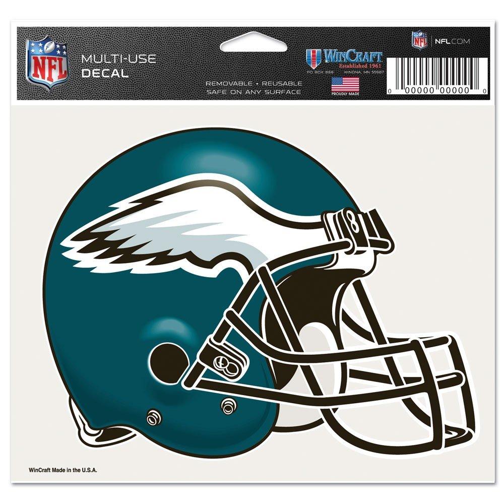 NFL 12,7/x 15,2/cm Color Ultra Decalcomanie