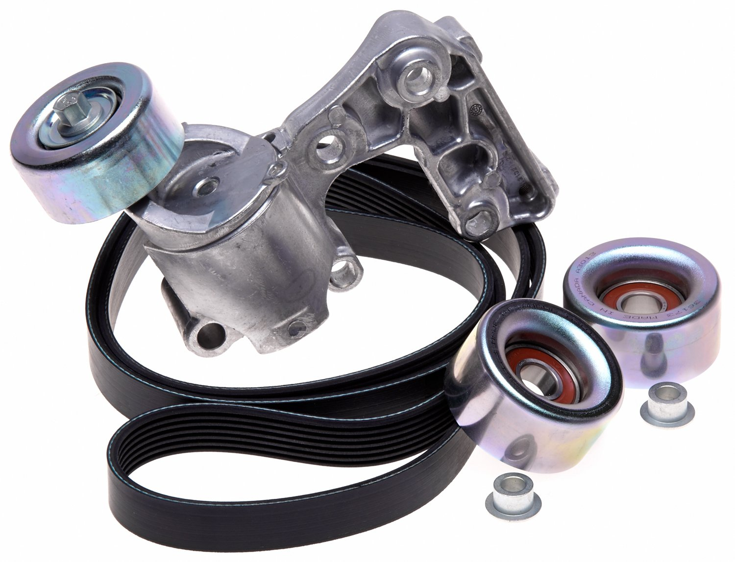 ACDelco ACK070822 Professional Accessory Belt Drive System Tensioner Kit by ACDelco