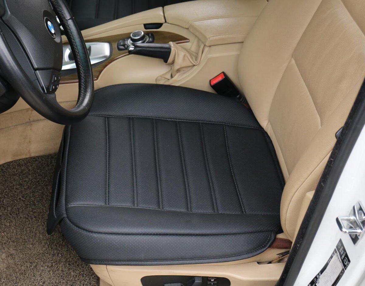 Amazon.com: EDEALYN 1Pcs (M) 52 ×53cm PU Leather Car Interior Front