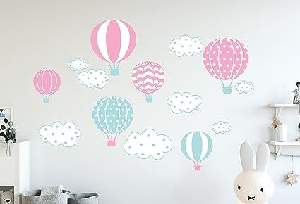 Adesivi sul muro adesivi murali decorazione palloncino palloncini