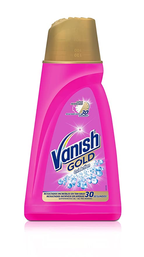 Vanish Quitamanchas Gel Oxi Gold 940ml