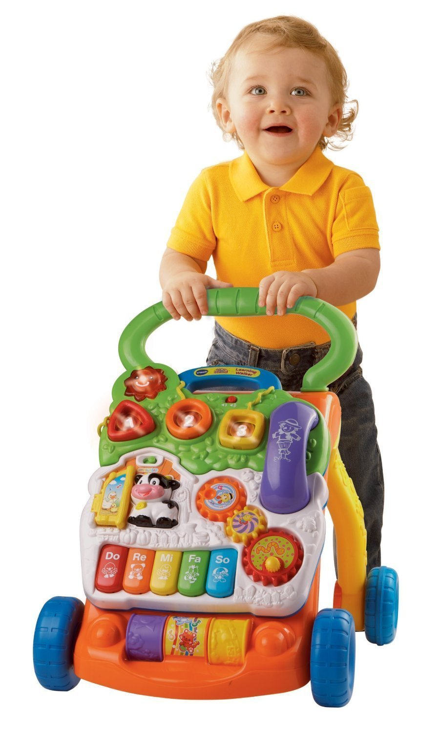 VTech - Sit-to-Stand Learning Walker