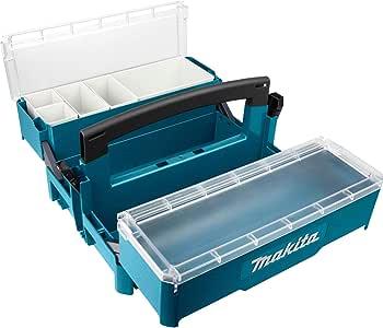 Makita MAK PAK P-84137 - Caja de herramientas, diseño voladizo: Amazon.es: Bricolaje y herramientas