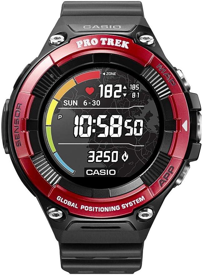 Casio Pro Trek Smart Reloj Digital Smartwatch Unisex con ...