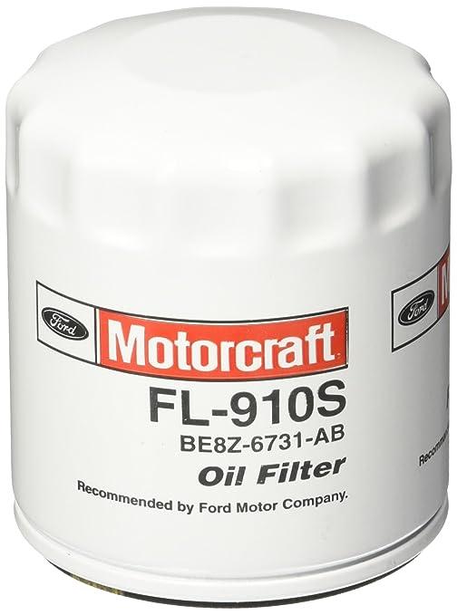 Motorcraft FL910SB12-12PK flota de filtro de aceite (Pk Be8Z6731Ac)