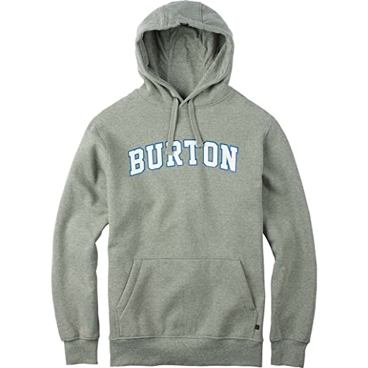 7dd6192c2 Amazon.com: Burton College Pullover Hoodie - Men's Gray Heather, XXL ...