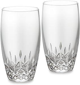 Waterford Crystal Lismore Essence Hi Ball Pair