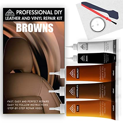 Superb Leather Repair Kits For Couches Brown Vinyl Repair Kit Leather Repair Kit Furniture Repair Kit Leather Scratch Repair For Refurbishing For Creativecarmelina Interior Chair Design Creativecarmelinacom
