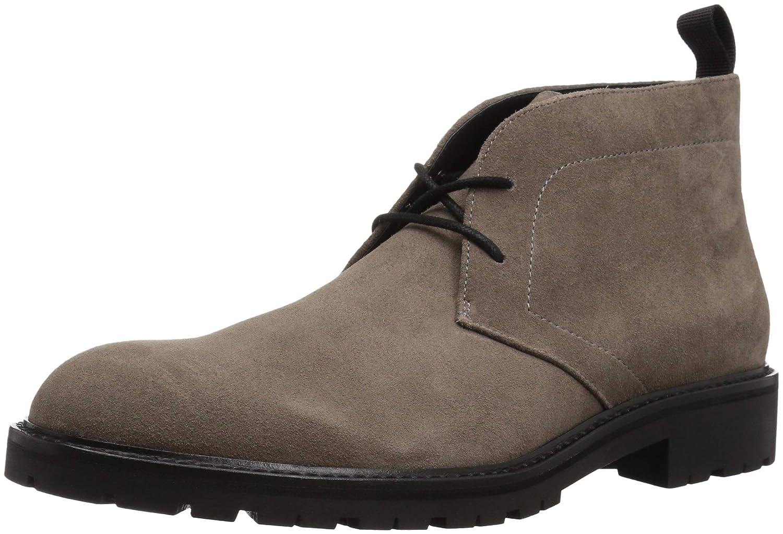 307f219ea0e7 Amazon.com | Calvin Klein Men's Ultan Calf Suede Chukka Boot | Chukka